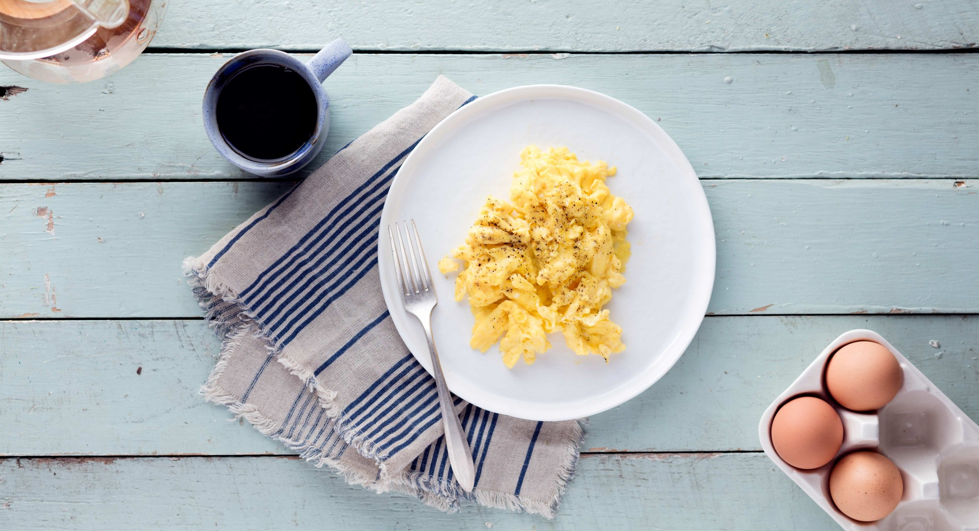 Kitchen Hack: Master Perfect Scrambled Eggs With These 5 Tips