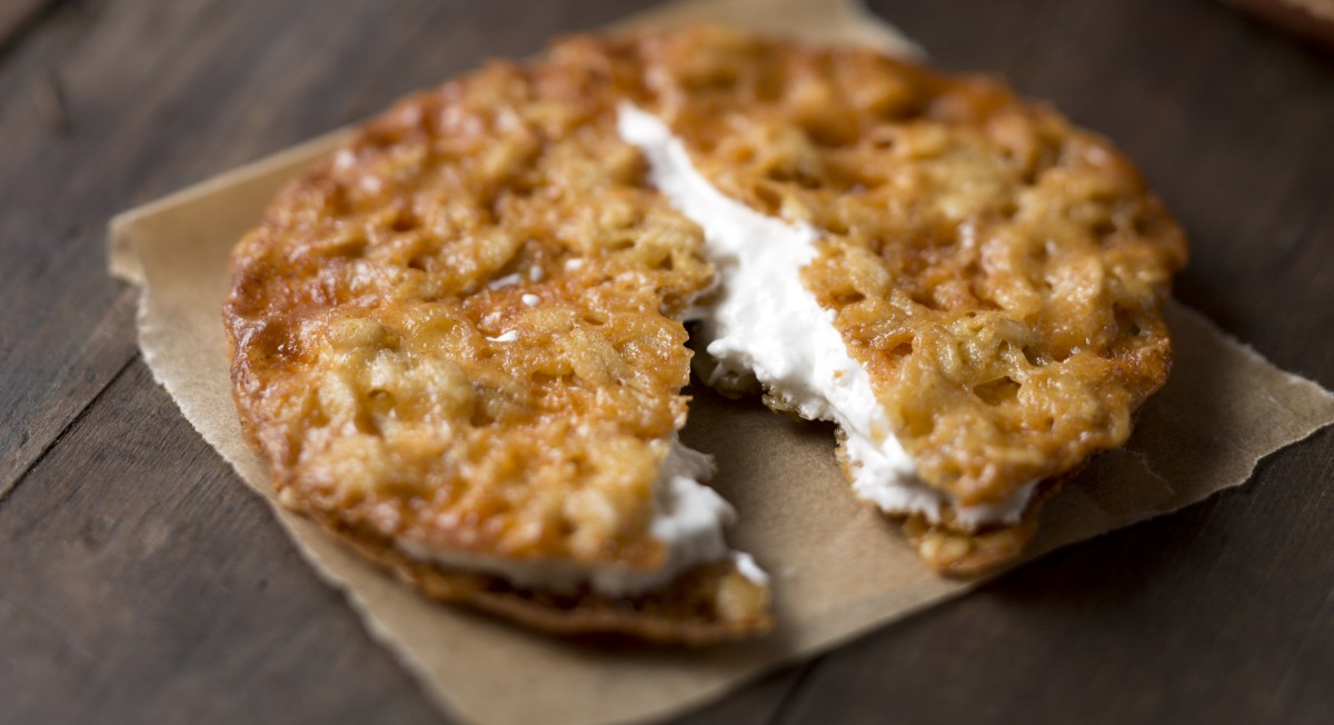 Salty Oat Thins