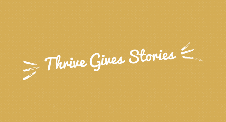VIDEO: How Access to Healthy Food Has Changed the Lives of 4 Thrive Gives Members