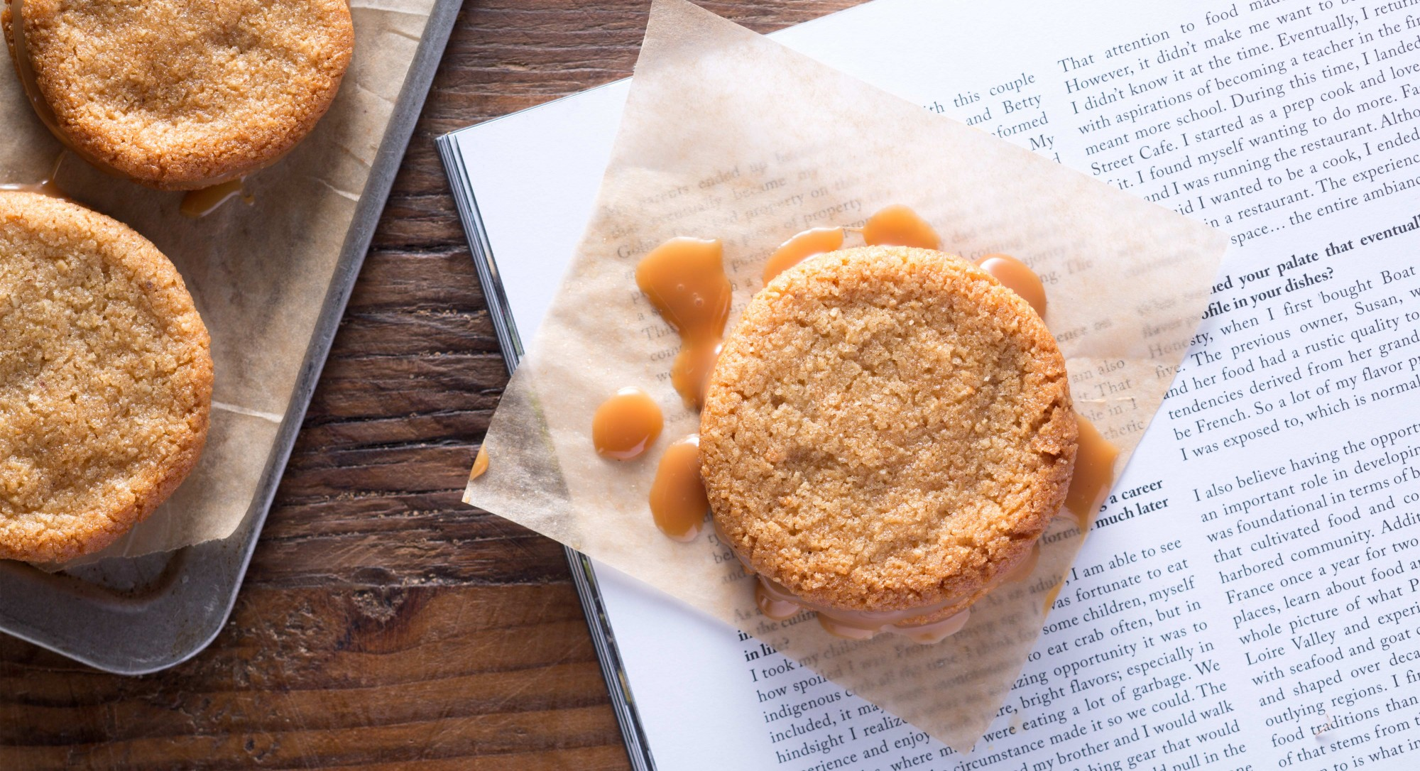 These Caramel-Filled Pecan Alfajores Deserve a Spot on Every Cookie Tray