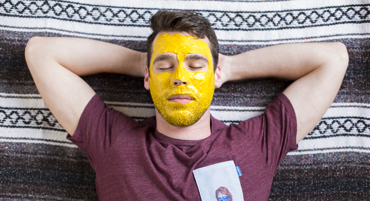 Thrive Tries It: A Guy Tries a Face Mask