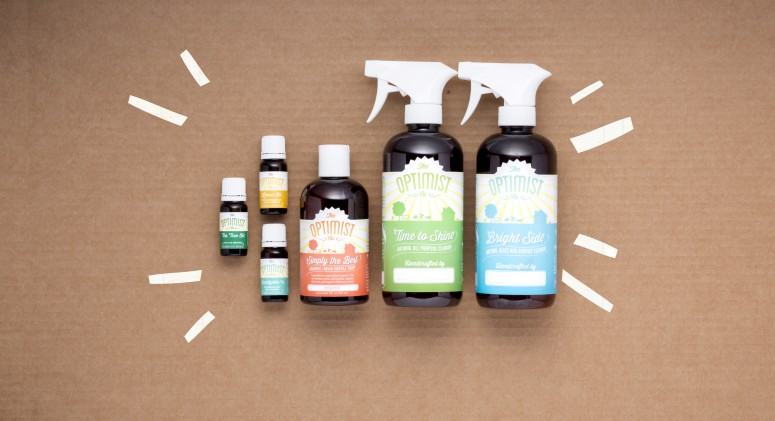 Healthy Obsession: Make Your Own Non-Toxic Cleaning Products With This Kit