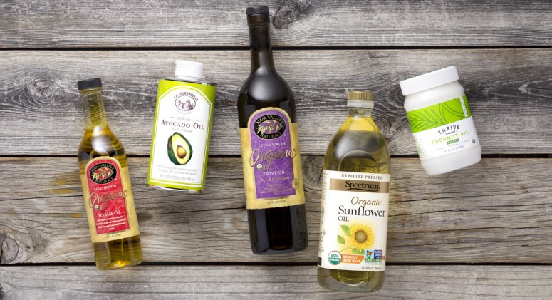 Thrive 5: The Only Cooking Oils You Need in Your Pantry