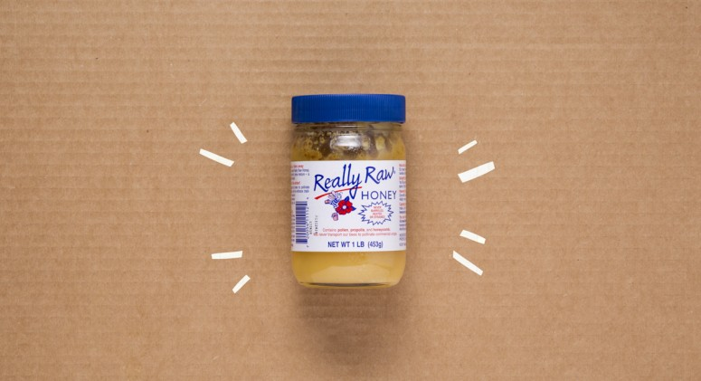 Healthy Obsession: Honey That's Really Raw and Really Good