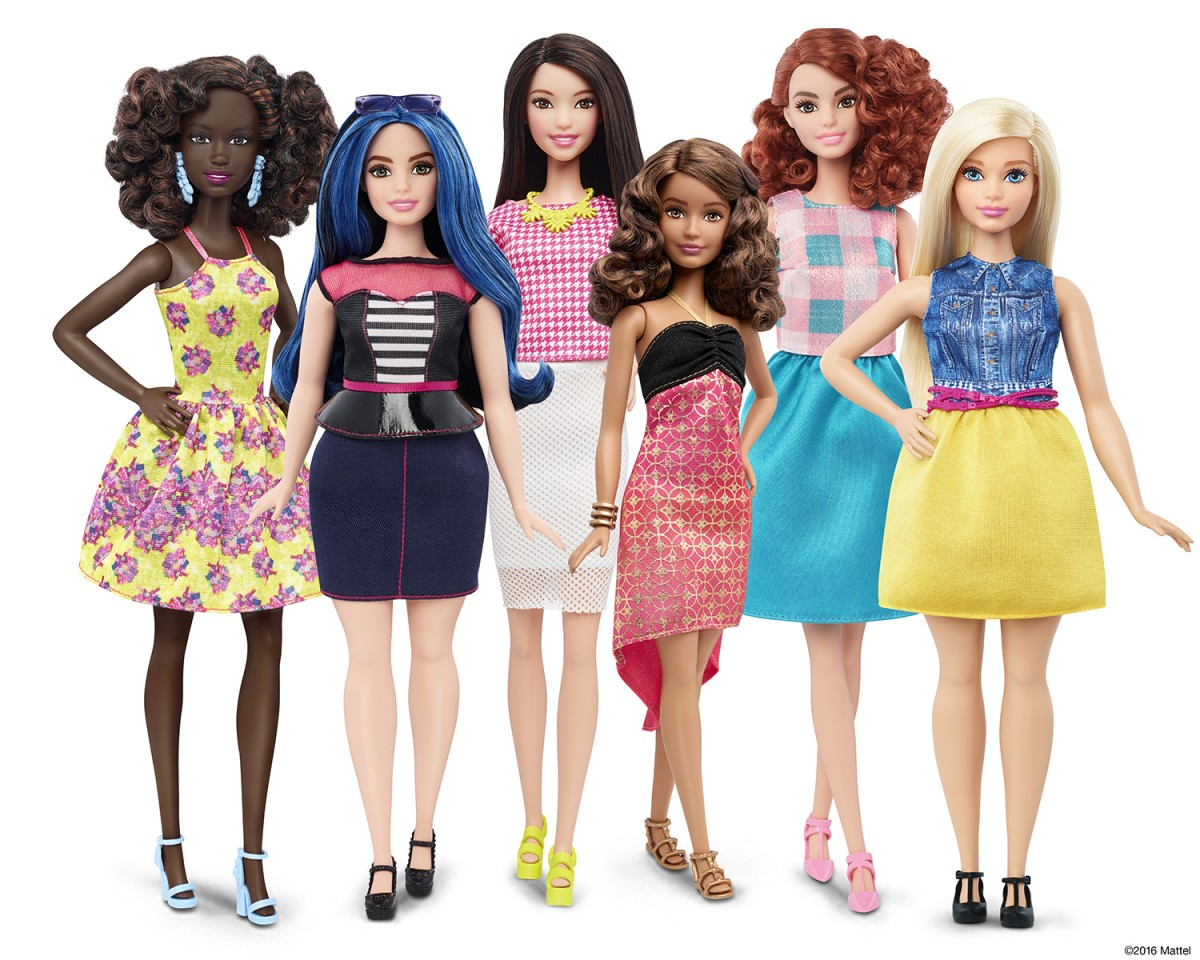 New Barbies