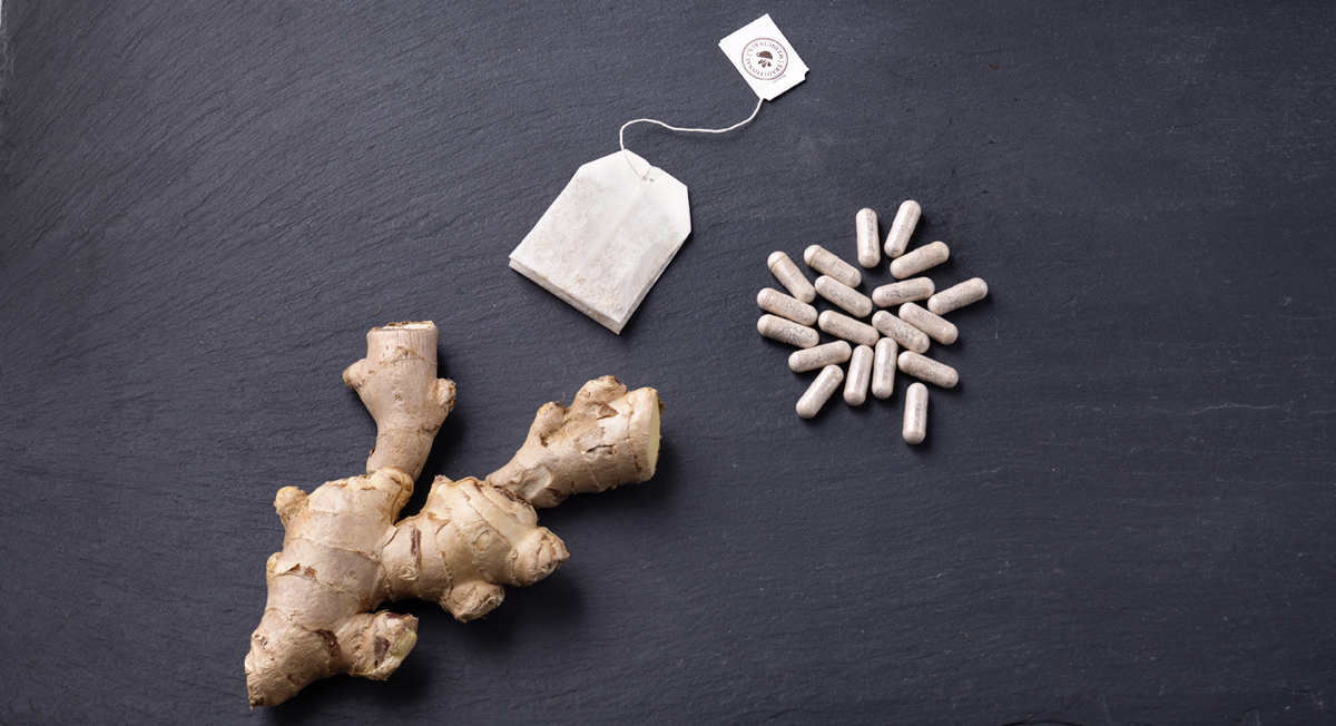 The Amazing Health Benefits of Ginger
