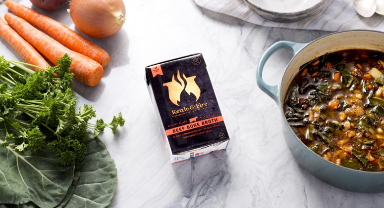 Bone Broth Made Easy: Don't Miss This Shortcut to The Superfood of the Moment