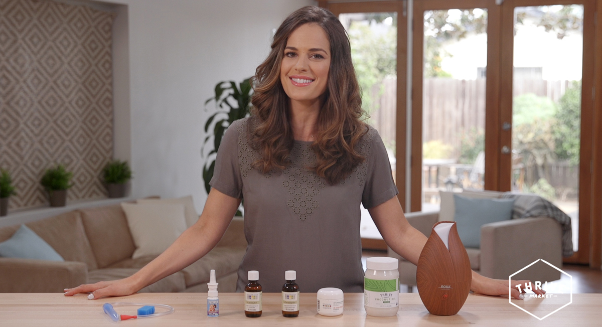 VIDEO: An All-Natural Mom's Genius Tips For Treating Sick Kids