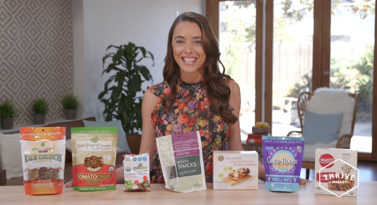 VIDEO: 7 Game-Changing Gluten-Free Snacks