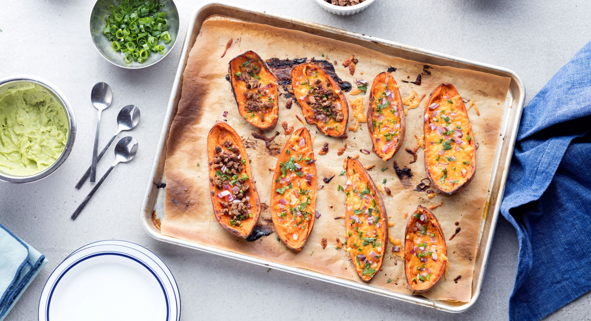 5 Simple Swaps to Make Healthier Potato Skins for the Super Bowl