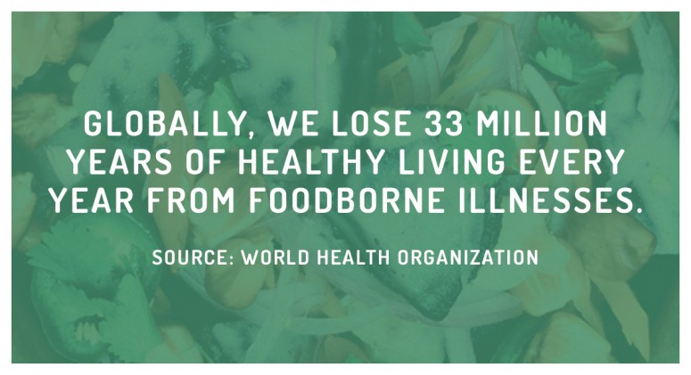 Staggering Statistic: The Toll Foodborne Illness Takes on Our Health
