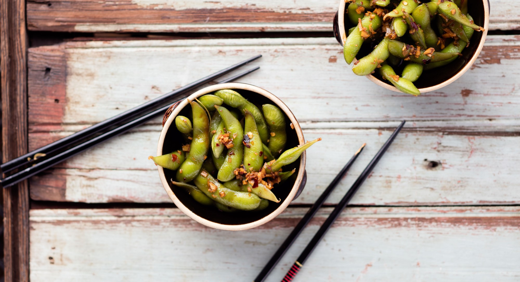 Edamame Is More Versatile Than You Think! Try This Spicy-Sweet Interpretation First