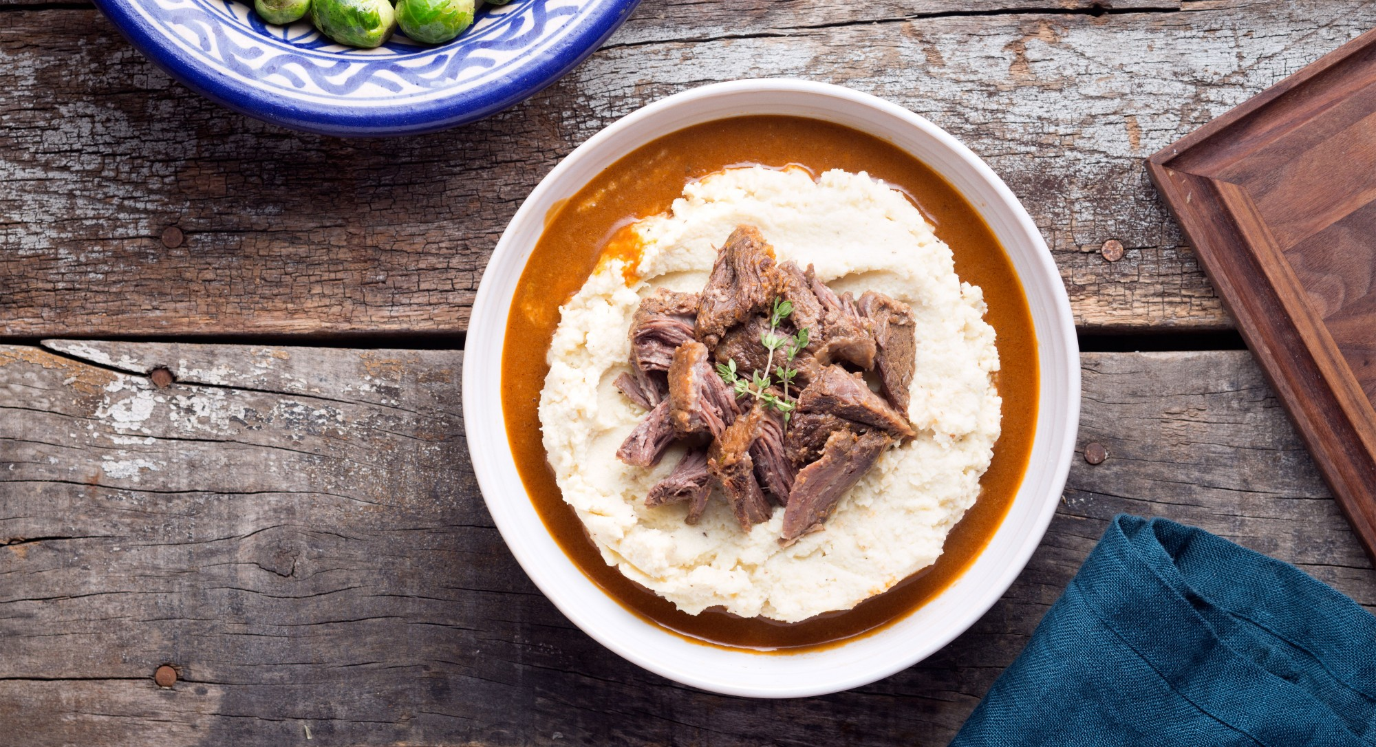 A Slow Cooker Makes Droolworthy Braised Short Ribs Easier Than Ever