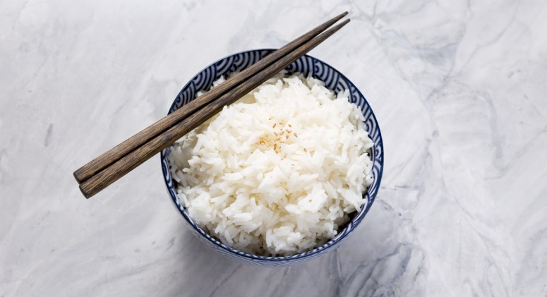 Kitchen Hack: How to Make The Perfect Pot of Rice (No Rice Cooker Needed)