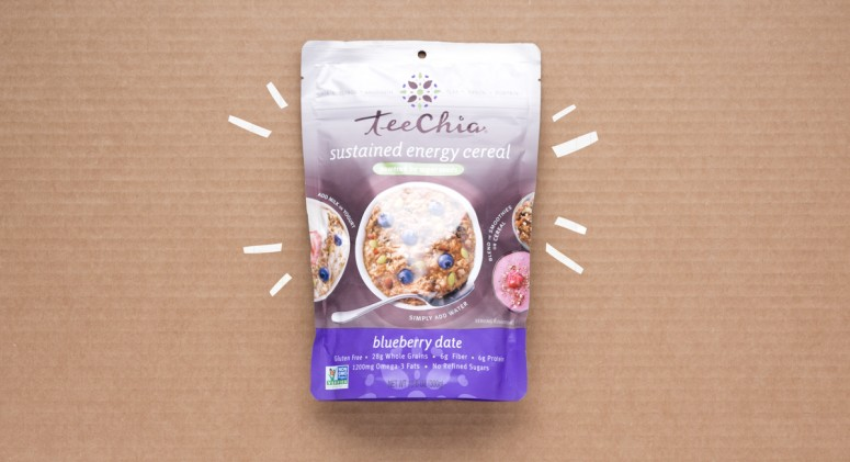 Healthy Obsession: An Instant Cereal That's Actually Good for You (And It Helps You Go!)