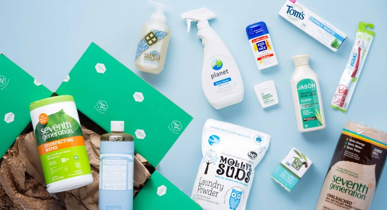 Send a Family In Need a Box Full of Personal and Home Care Essentials