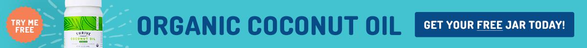 Blog organic coconut oil ad