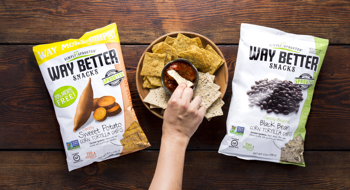 These Sprouted Chips Can Help You Eat Your Veggies