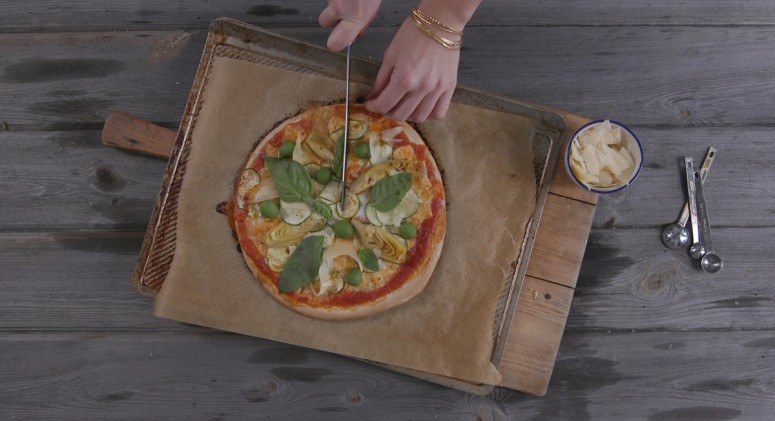 VIDEO: You Won't Believe This Pizza Is Actually Healthy (and Gluten-Free)