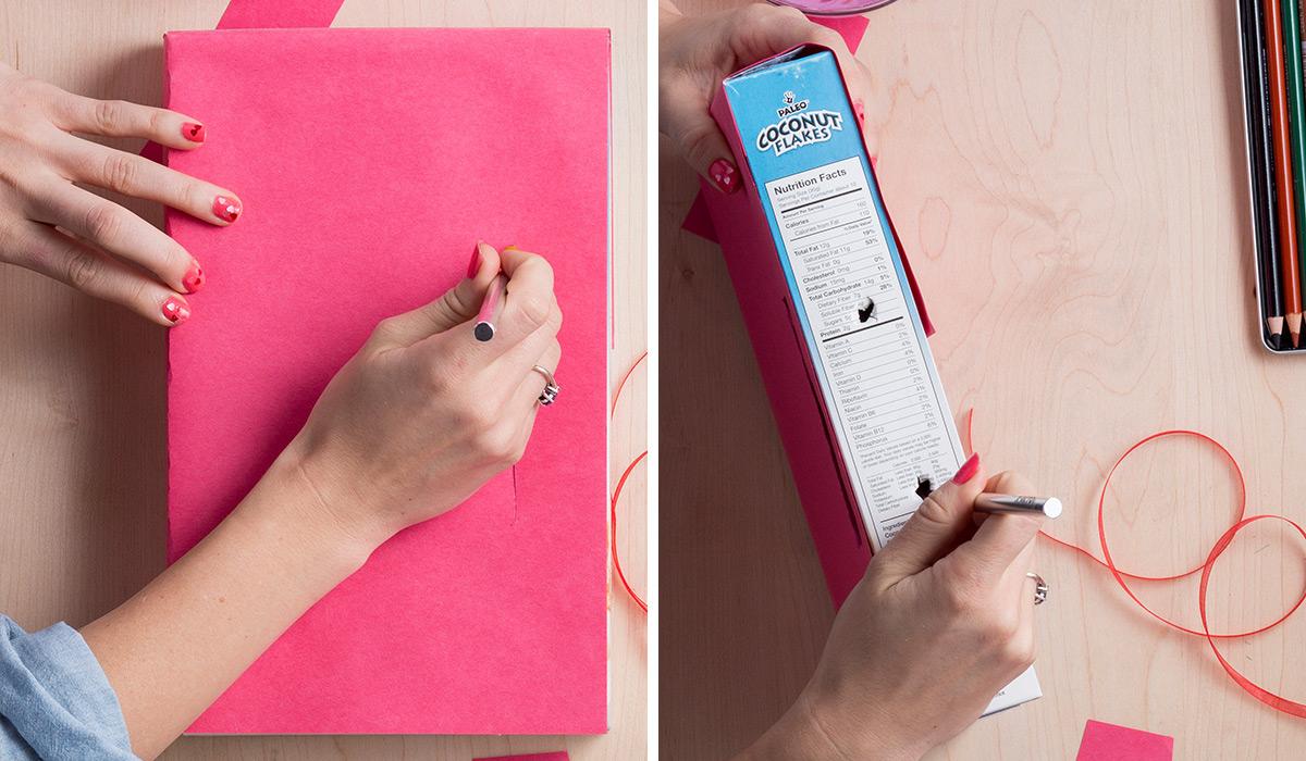DIY Mailbox: Step 3