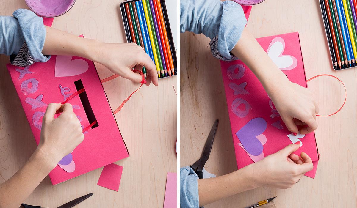 DIY Mailbox: Step 5