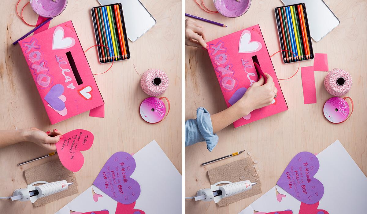 DIY Mailbox: Step 6