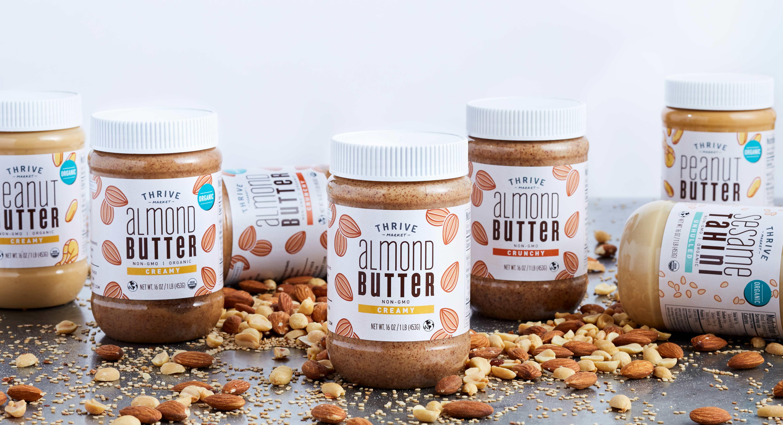 Almond Butter Vs Peanut Butter Thrive Market