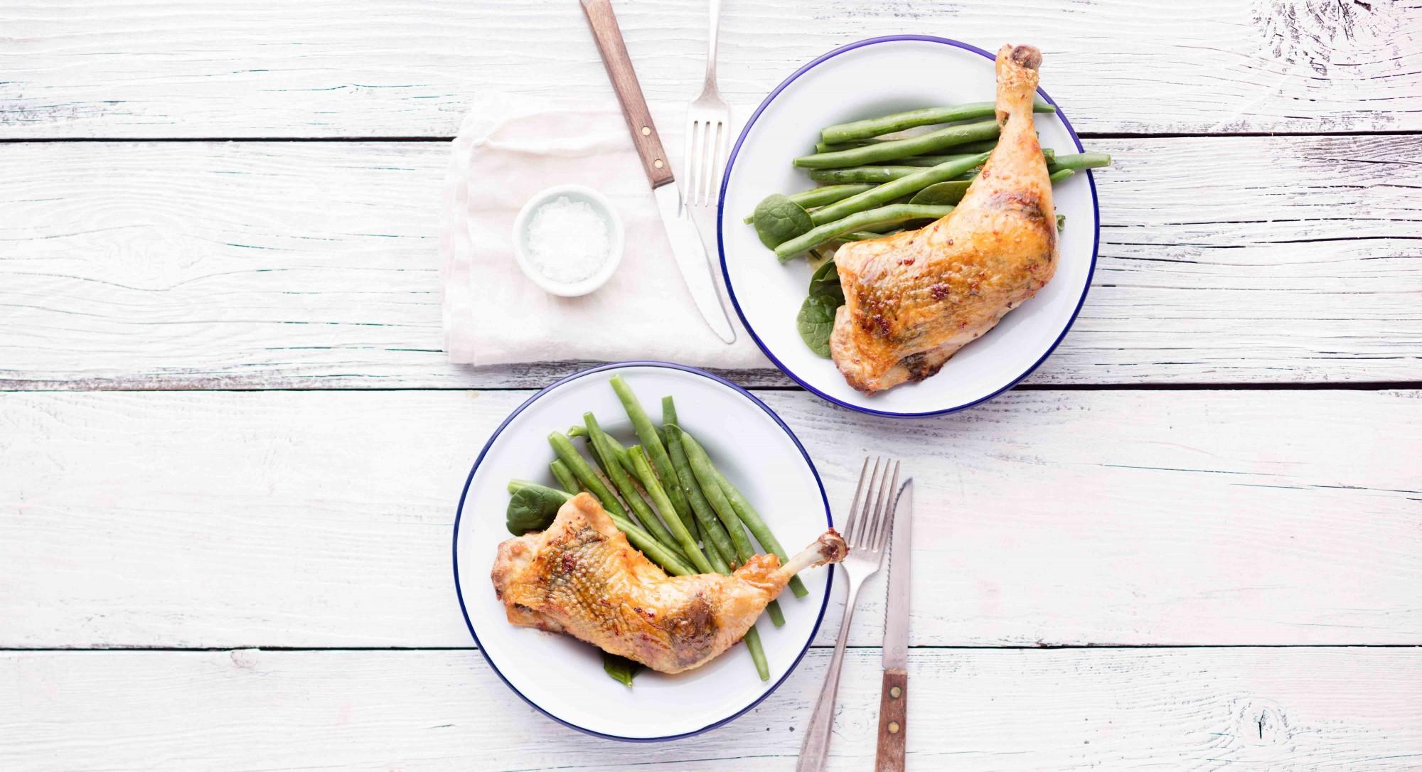 Sage-Chile Chicken Recipe