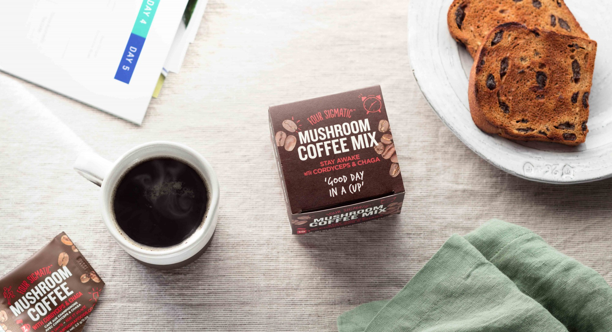 Thrive Tries It: Does Mushroom Coffee Work Better Than Regular Brew?