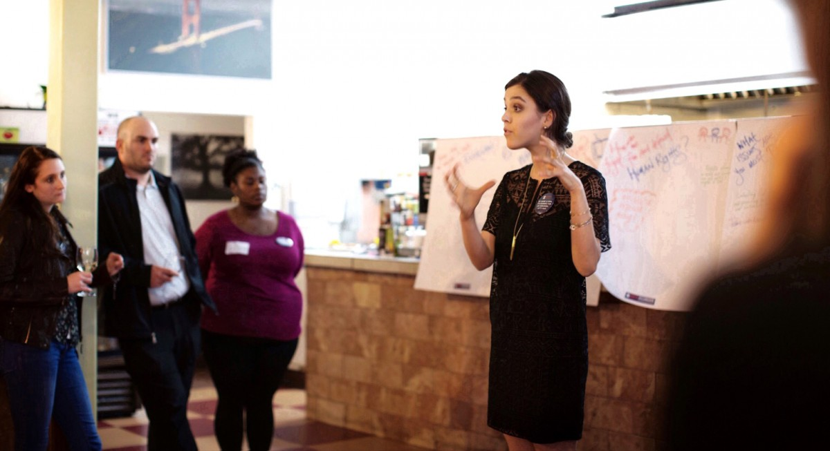 This 25-Year-Old Congressional Candidate Wants to Help You Change the World