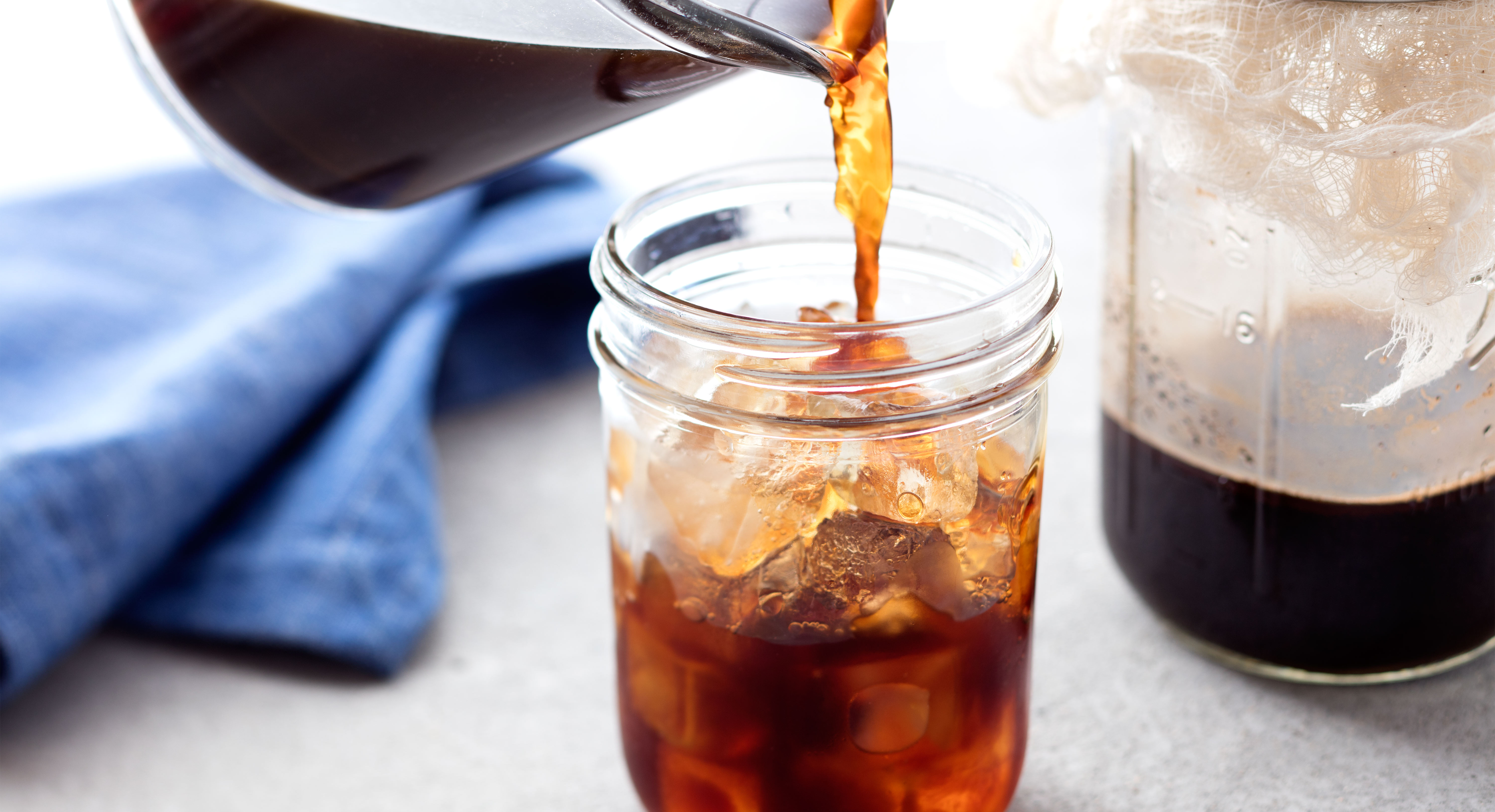 homemade cold brew blog 3 How Many Milligrams Are In A Cup Of Coffee