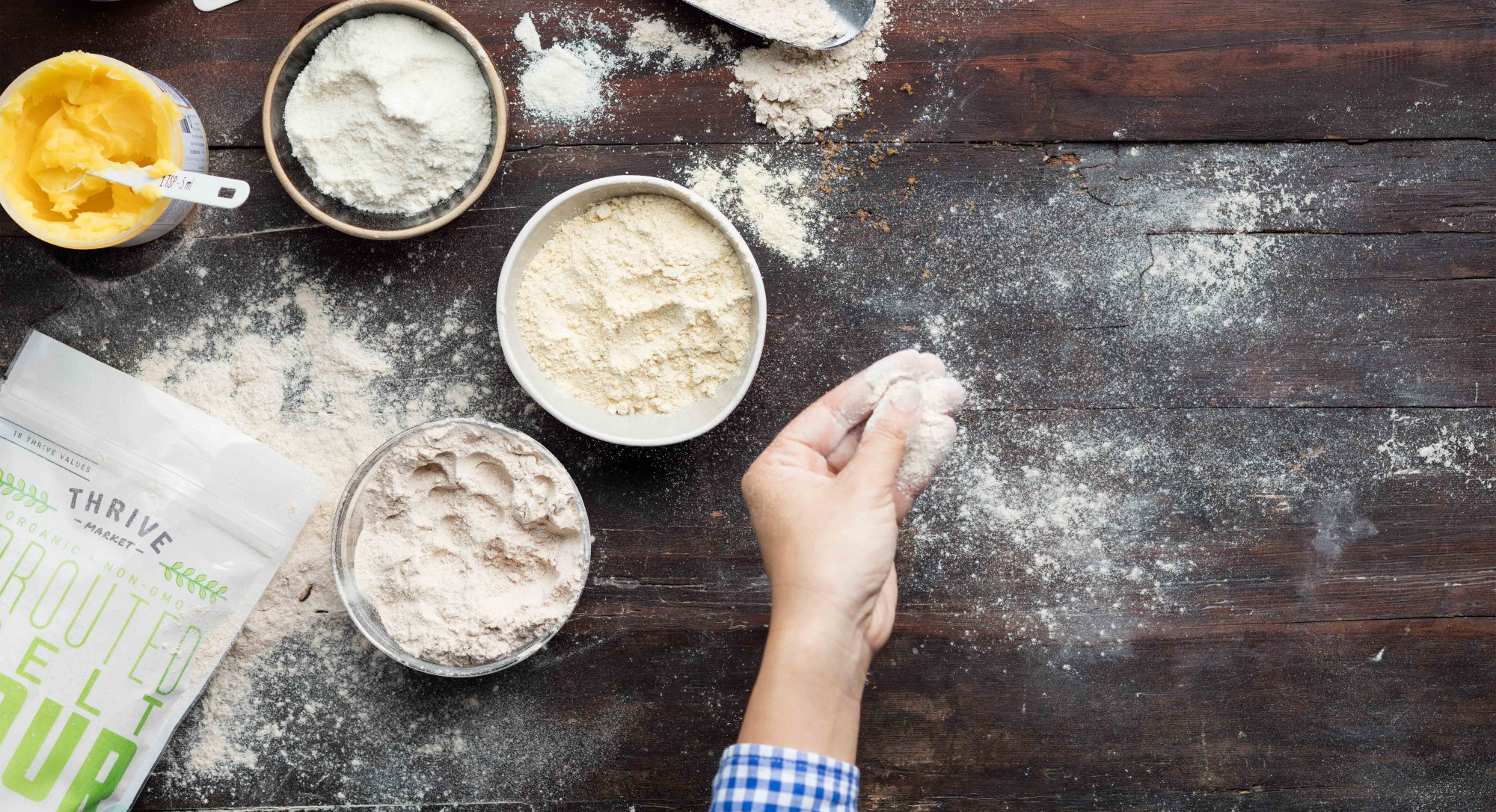 Ask a Chef: How Do I Bake With Sprouted Flours?