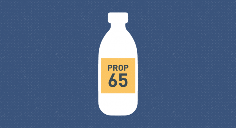 The Truth About Prop. 65 Warning Labels on Food Products
