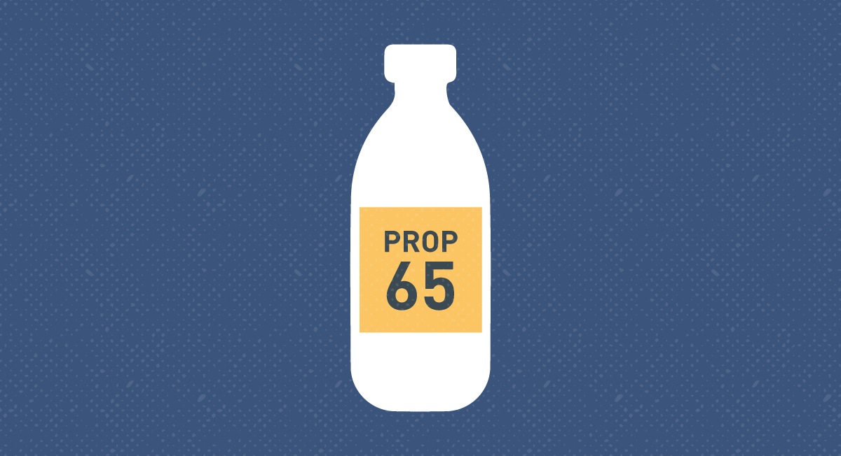 The Truth About Prop 65 Warning Labels On Food Products