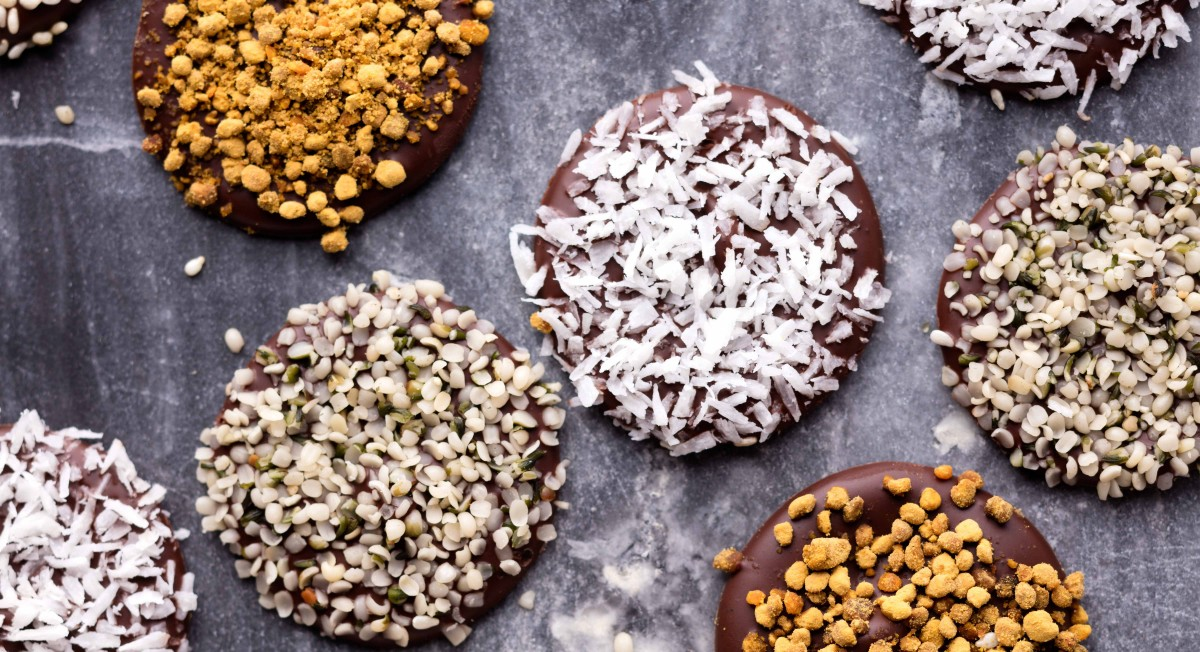 Superfood nonpareils