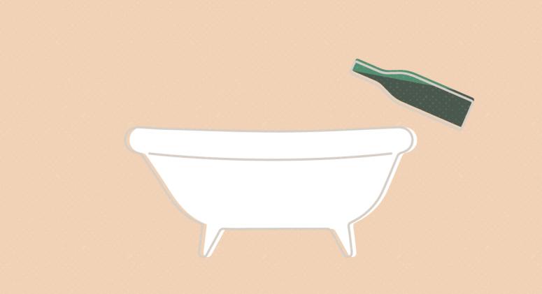 Should You Pour Bordeaux Into Your Bathwater?