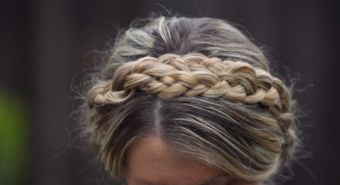 3 Braided Hairstyles That Will Survive Yoga and Take You to Brunch