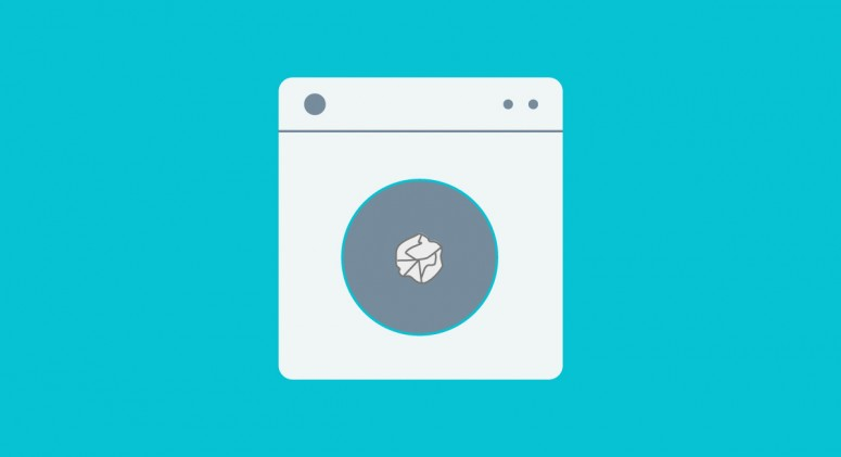 Tip of the Week: Never Buy Dryer Sheets Again! Use This Item to Fight Static Instead.