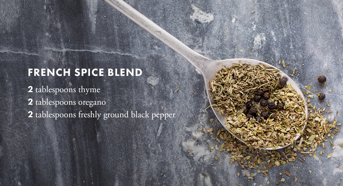 French spice blend