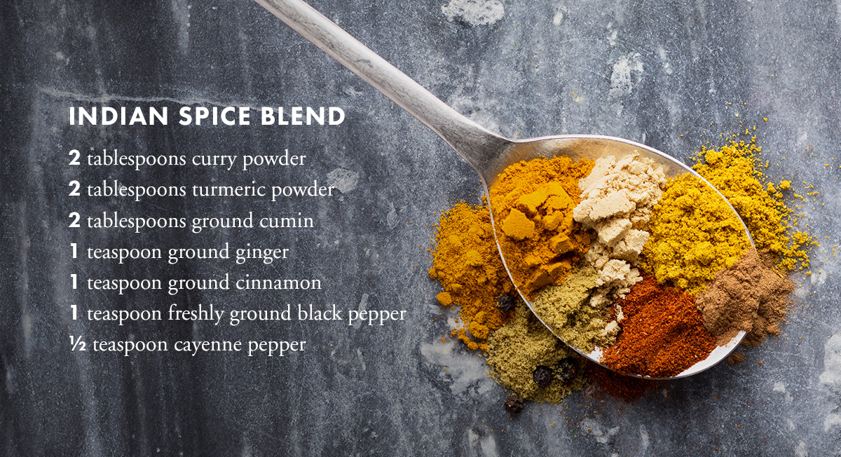 Indian spice blend