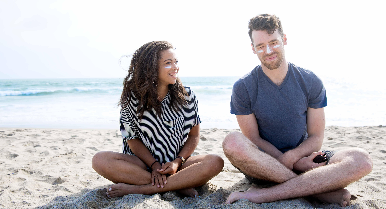 Sunscreen dating