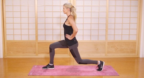 The Easiest Glute-Toning, Butt-Lifting Workout Ever (Just 3 Moves)
