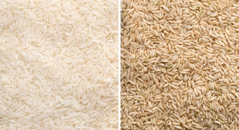Brown Rice vs. White Rice