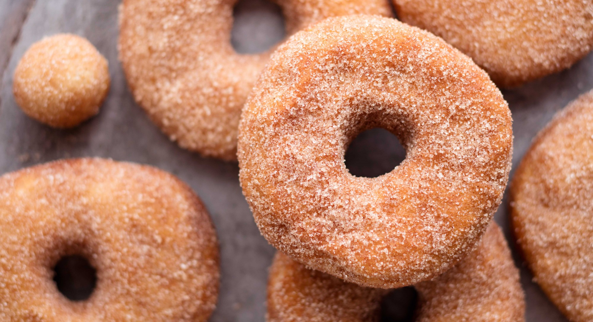 Cinnamon Sugar Doughnuts Recipe