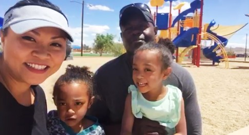 How Thrive Gives Helps One Military Family Eat Healthy, Even in the High Desert