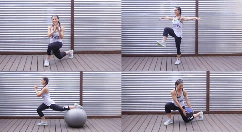Ask a Health Coach: How to Master the Lunge, Plus 4 Ways to Kick It Up a Notch