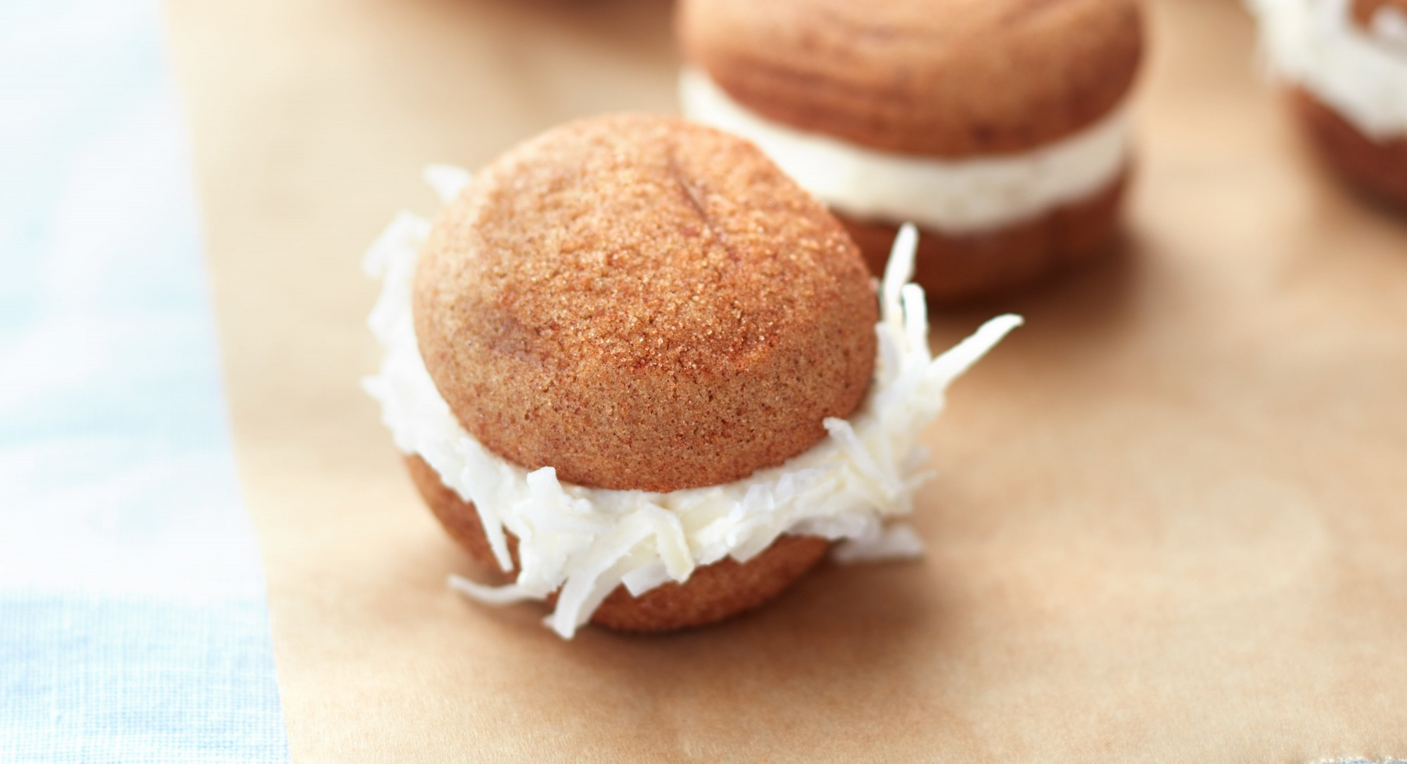 Vegan Snickerdoodle Whoopie Pies Recipe