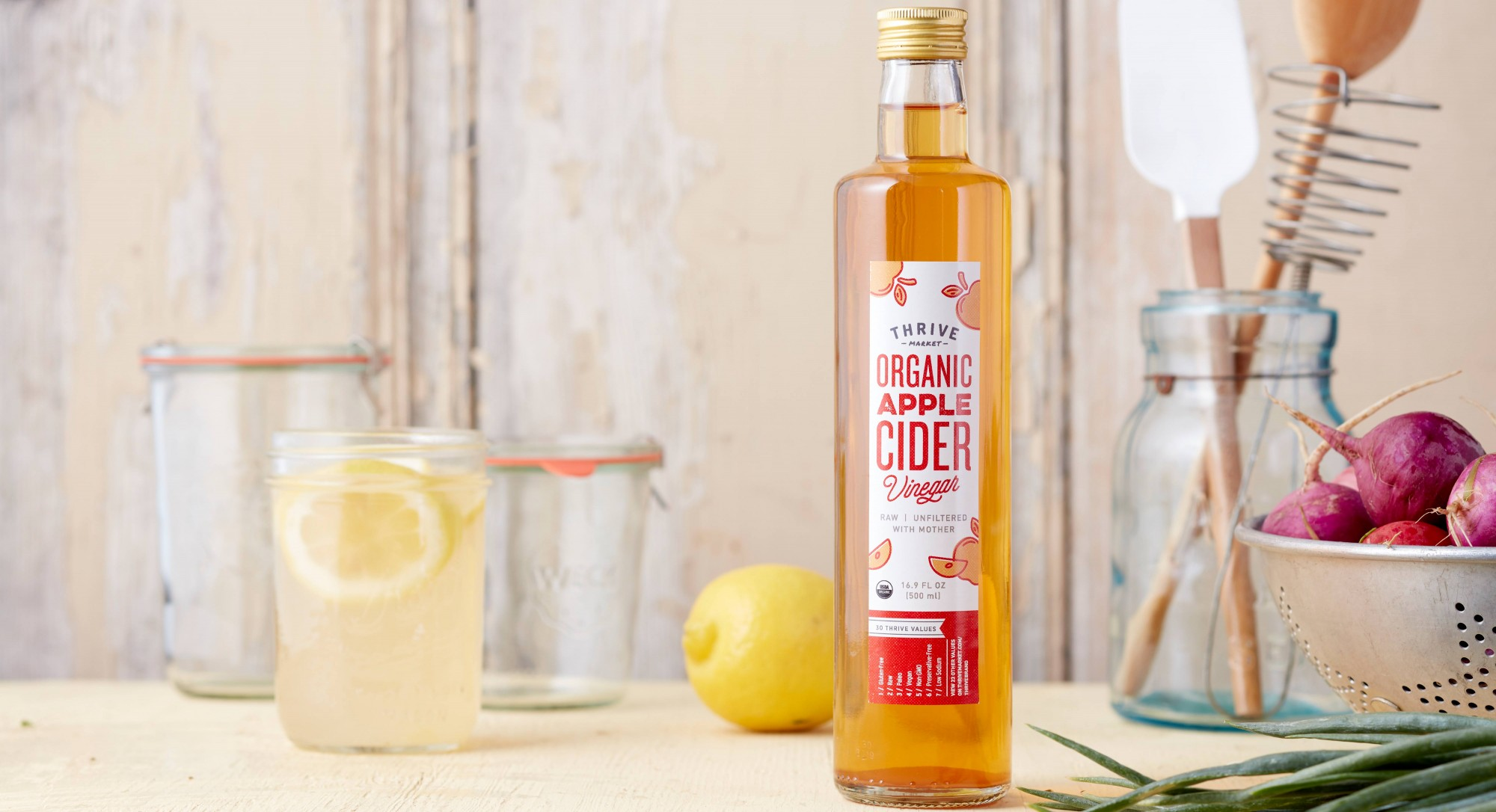 Ingredient of the Week: Incredibly Versatile Apple Cider Vinegar