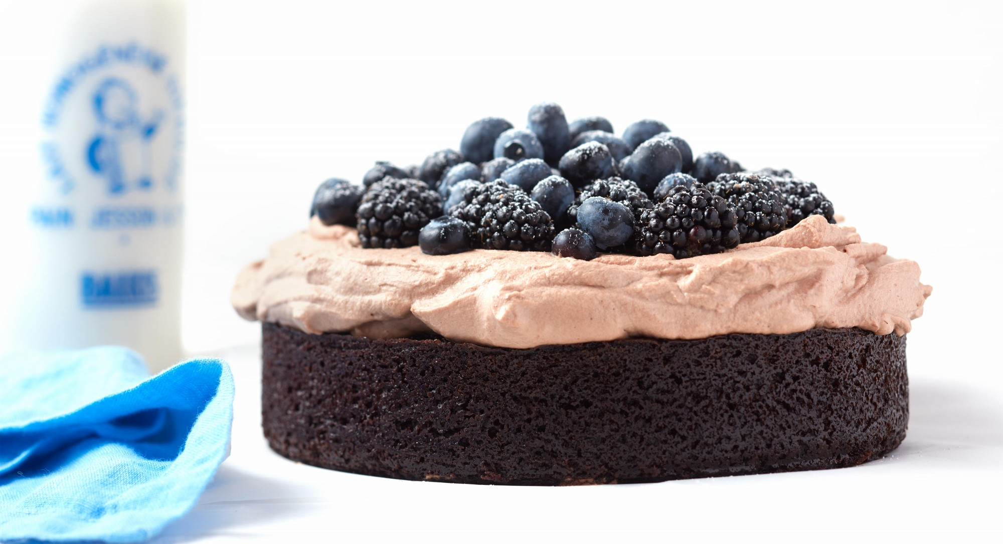 Vegan Chocolate Vinegar Cake Recipe
