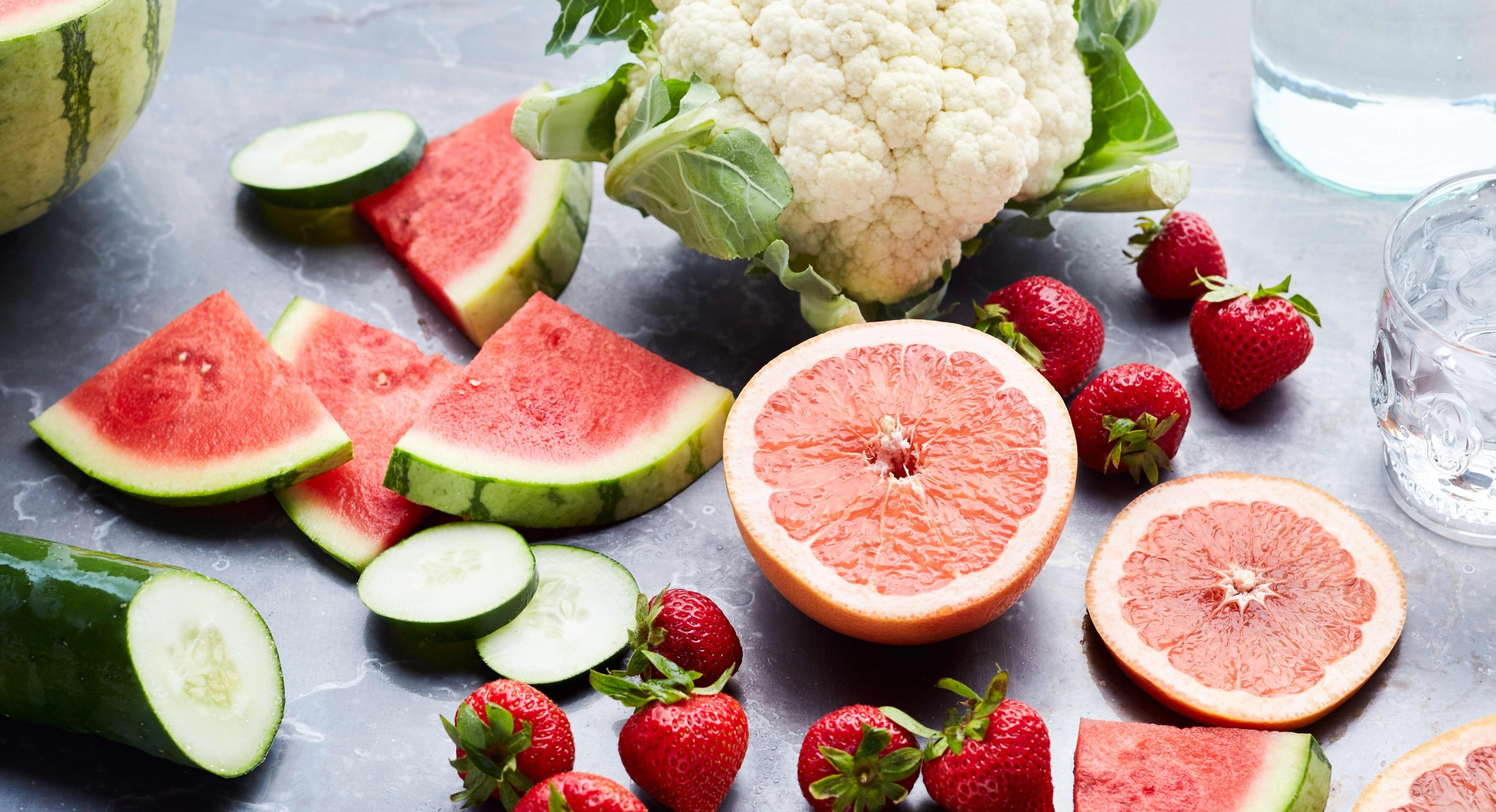 The 5 Most Hydrating Foods You Can Eat This Summer